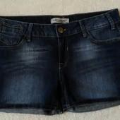 джинсовые шорты Clockhouse