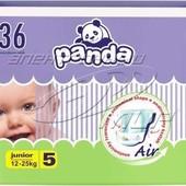 Подгузники Panda Junior 4 (42 шт) и  5 (36 шт) 145 грн, (13 шт) 50 грн