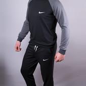 Мужской спортивный костюм Nike лучшая цена штаны на манжетах