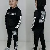 Стильный спортивный костюм Compton для мальчика, 104-152 см