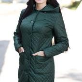 Куртка пальто от 42 до 52 р. есть замеры Качество
