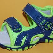 Детские сандалии ТМ Clibee код А-8-тс размеры 25-30