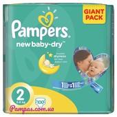 Подгузники памперсы Pampers Activ Baby 3-126,4-106,4 96,5-87 Польша