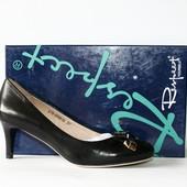 Женские туфельки Respect натуральная кожа 36-41
