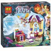 Конструктор Bela Fairy 10408 Творческая мастерская Эйры, 98 деталей