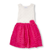 Кружевное платье Children's Place 6-8 лет