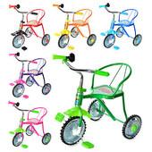 Детский трехколесный велосипед LH-701-2