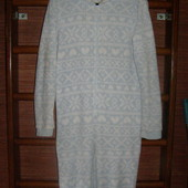 Пижама флисовая, женская, размер М рост до 165 см