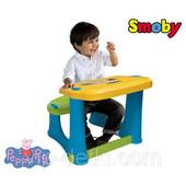 Детская Парта для рисования Свинка Пеппа Smoby 420203