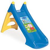 Детская Горка с водным эффектом свинка Peppa xs Smoby 820609