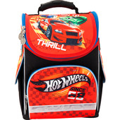 Рюкзак школьный каркасный Kite Hot Wheels hw17-501S-2