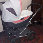 Коляска детская 2 в 1 Geoby C706 (Baby Lux)