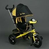 Велосипед 3-х колёсный фара,поворотное сидение