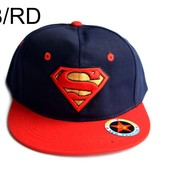 Кепка бейсболка - Детская Superman