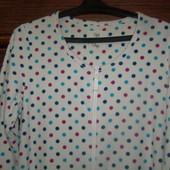 Пижама флисовая,женская, размер М, рост до 168 см