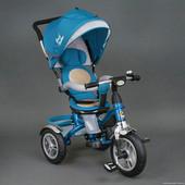 Велосипед Best Trike 5688 с поворотным сиденьем, надувные колёса (4 расцветки )
