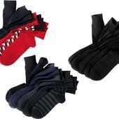 черные качественные носки из биохлопка.Livergy.Германи(3 пары)39-42
