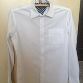 Рубашка белая классика M