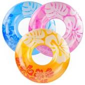 Надувной круг для плавания Intex 59251, 3 вида: 91см, от 9 лет
