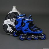 Ролики 6014 L blue - Best Rollers /размер 39-42