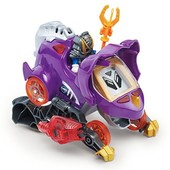 VTech switch & go Dinos lava force - raz the triceratops Дино робот Vtech трикераптос