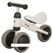 Детский беговел Bike MT-01 колеса eva+кож сиденье,белый