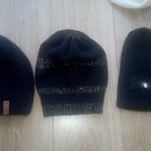 Модные женские шапки-чулок