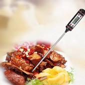 Термометр цифровой электронный для кухни и для еды