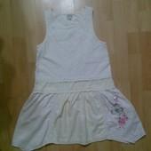 Фирменное платье 10-11 лет