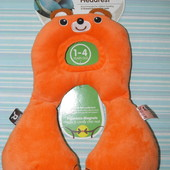Подголовник-подушка Benbat в коляску или автокресло от 1 до 4 лет.