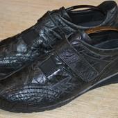 ARA 40р  туфли мокасины кожаные