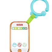 Fisher-Price Музыкальный смартфон для малышей телефон musical smart phone
