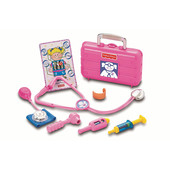 Fisher Price Медицинский набор Розовый exclusive medical kit pink