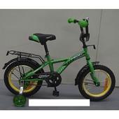 Велосипед двухколёсный детский 14 дюймов Profi Racer G1432