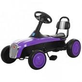 Детский веломобиль-машина M 3413-9, фиолетовый
