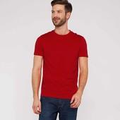 Мужская футболка биокотон C&A 3 размера