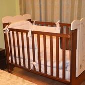 Детская кроватка Micuna+Матрас Micuna Испания