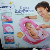 Summer Лежак для купания Deluxe Baby Bather