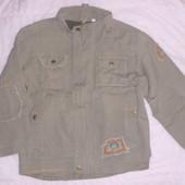 деми куртка 3 в 1 на 6-7 лет