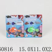 Игрушка рыбка Дори на батарейках ., плавает в воде, на планшете 15,0*11,0*2,5см