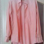 чоловіча сорочка 39 розміру на ріст 176-182см