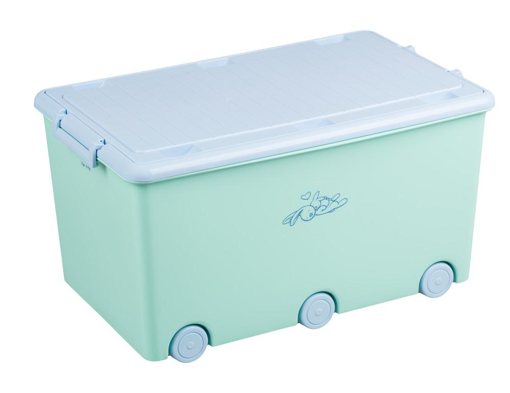 Ящик для іграшок tega baby фото №1