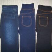 лосины джинсами Весна 44-48