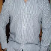 Стильная фирменная брендовая рубашка сорочка Taylor&wright (тейлор энд райт) .м -л.