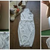 Новое  платье Asos  с напускной спинкой,р-р Л-ХЛ