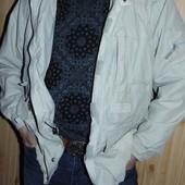 Стильная фирменная универсальная  курточка бренд Camargue.л-хл