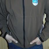 Стильная брендовая курточка батник Clique France.л .