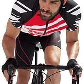 Стильная мужская вело футболка Crivit размер L XL
