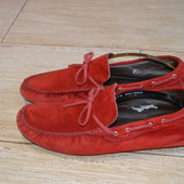 Stik 41р замшевые туфли мокасины лоферы