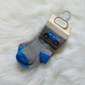 Новый комплект из 2-х носочков для новорожденного. Bambini. Размер 0-6 месяцев
